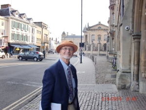 Malcolm in Oxford late Aug 2010